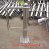 Metal Ground-Mounted Bike Rack Br01