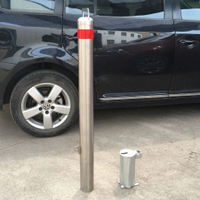 Stainless Steel Manual Removable Bollard Ss-Rb11