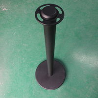 High Quality Portable Post for Crowd Control, Retractable Post for Pedestrian Queuing